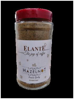 Elante Hazelnut Flavoured Coffee (50g)