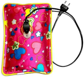 Electric Hot Water Bag For Pain Relief ( Various Color )
