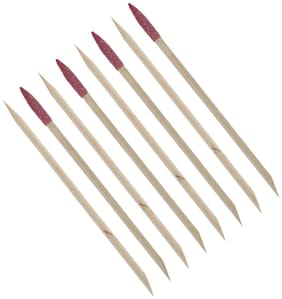 Elite Models (France) Nail Cuticle Pusher Sticks (8 pc Set)