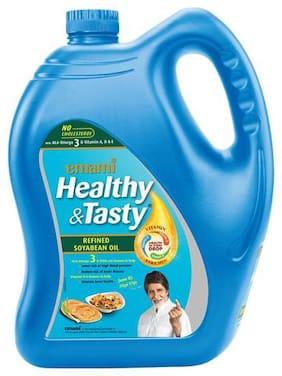 Emami Healthy & Tasty - Soyabean Oil 5 L