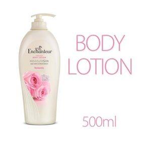 Enchanteur Romantic Hand and Body Lotion  500ml