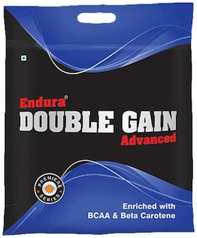 Endura Double Gainer Advanced 3 kg Chocolate Mass Gainer