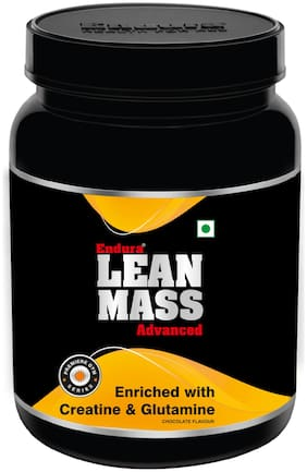 Endura Lean Mass Gainer Advanced 1 kg . Chocolate