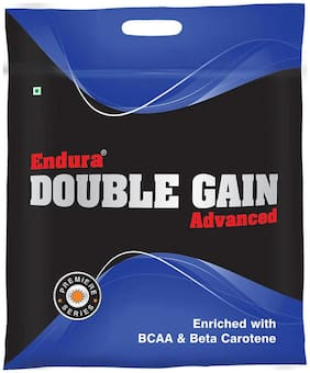 Endura Mass Double Gain 3 kg Banana