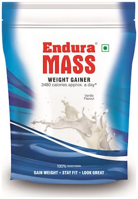 Endura Mass Weight Gainer 400 g Vanilla