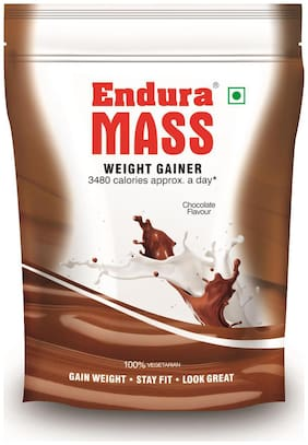 Endura Mass Weight Gainer 400 g Chocolate