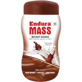 Endura Mass Weight Gainer 500 g Chocolate