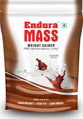 Endura Mass Weight Gainer 400 g Chocolate