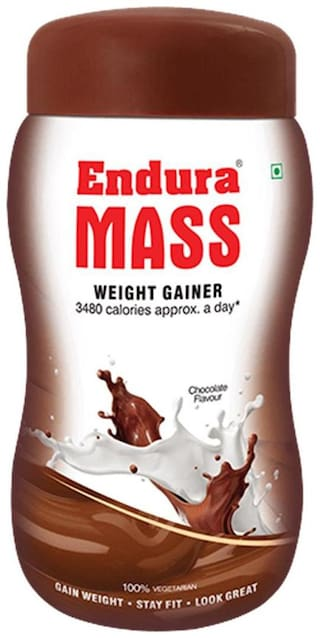 Endura Mass 1 kg . Chocolate