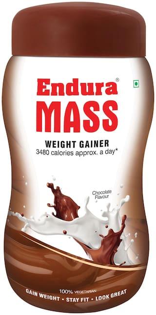 Endura Mass Weight Gainer 500 g Chocolate