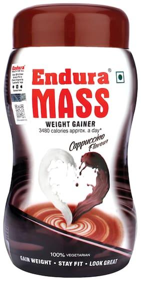 Endura Mass Cappuccino 500 g