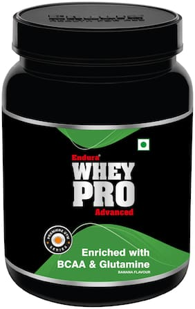 Endura Whey Protein Advanced 1 kg . Banana