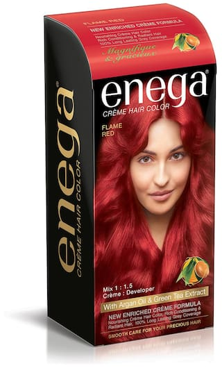 cc05c3b847a Enega Cream hair colorsuperior quality with Argan Oil   Green Tea extract  smooth care for your