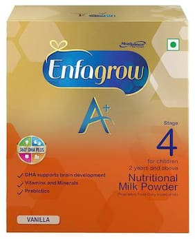 Enfagrow Health Drink Nutritional Powder For Children - Vanilla 750 g