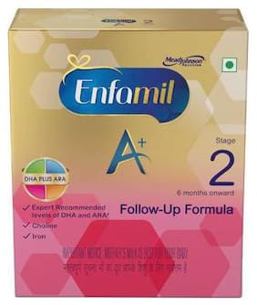 Enfamil Infant Formula - Follow-Up, 6 to 12 months, Stage 2, A+ 800 g