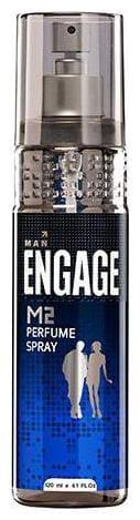 Engage M2 Perfume Spray - for Men 120 ml