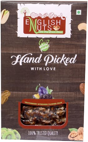 English Nuts Hand Picket with love 100% trusted quality Kashmiri Brown QUATER Walnuts (Akhrot) Kernels Without Shell 250 gm