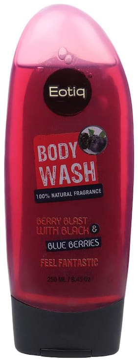 EOTIQ Berry Blast Body Wash 250 ml