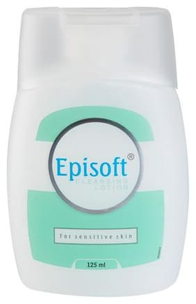 Episoft Cleansing Lotion for Sensitive Skin 125ml