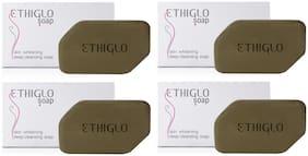 Ethiglo Skin Whitening Soap 75 g Pack of 4