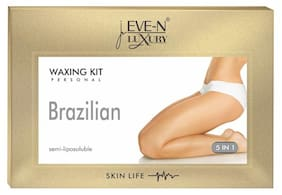 EVE-N Waxing Kit Personal Brazilian ( Wt: 120ml , 350g )