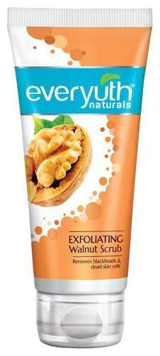 Everyuth Exfoliating Scrub - Walnut 100 gm