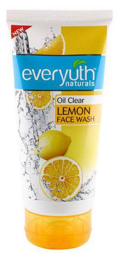Everyuth Naturals Oil Clear Lemon Face Wash With Nano Vitamin-C 165 gm