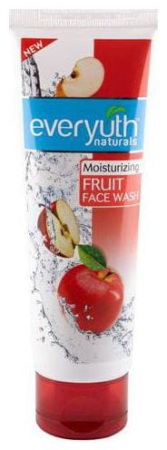 Everyuth Naturals Moisturising Fruit Face Wash With Apple Extracts 100 gm