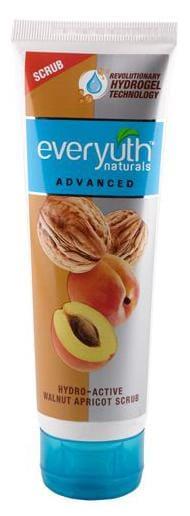Everyuth Naturals Advanced Hydrating & Exfoliating Walnut Apricot Scrub 100 gm