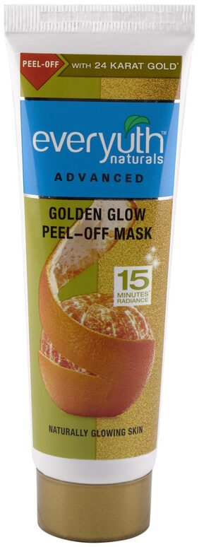 Everyuth Naturals Advanced Golden Glow Peel-off Mask with 24K gold 90g