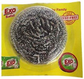 Exo Safal Steel Scrubber 50 gm