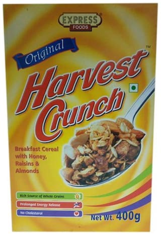 Express Foods Original Harvest Crunch 400 gm