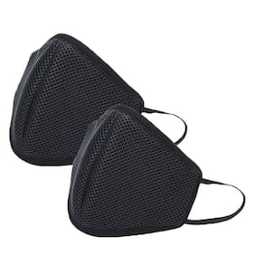 EXTRA BASS Face Mask With Earloop (Pack Of 2)