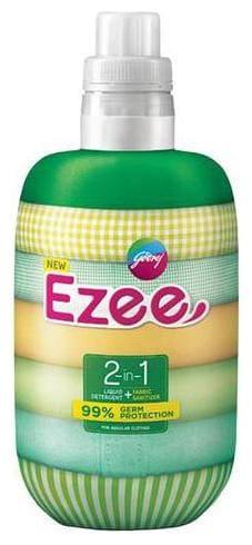 Ezee  Ezee 2-in-1 Liquid Detergent + Fabric Sanitizer 1 kg