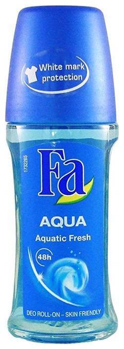 Fa Deo aqua aquatic fresh Roll On (50ml) 50 Gram
