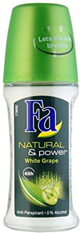 Fa Deo natural and power Roll On (50ml) 50 Gram