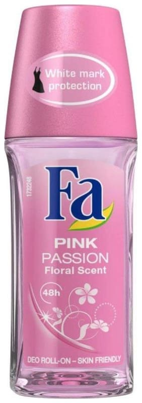 Fa Deo pink passion floral scent Roll On (50ml) 50 Gram