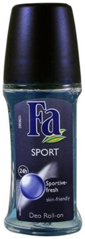 Fa Deo sport sportive fresh Roll On (50ml) 50 Gram