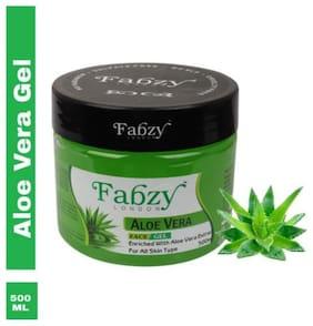 Fabzy Aloe Vera Face Gel Cleanser 500 ml