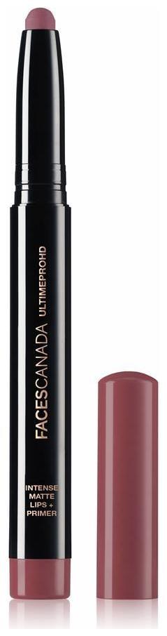 Faces Canada Ultime Pro HD Intense Matte Lips + Primer  Nude  1.4 g