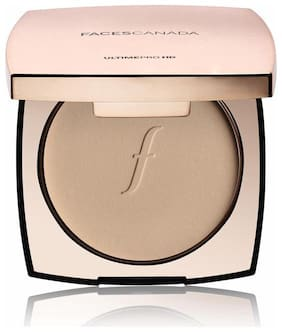 Faces Canada Ultime Pro HD Matte Brilliance Pressed Powder Just Natural 02 8g