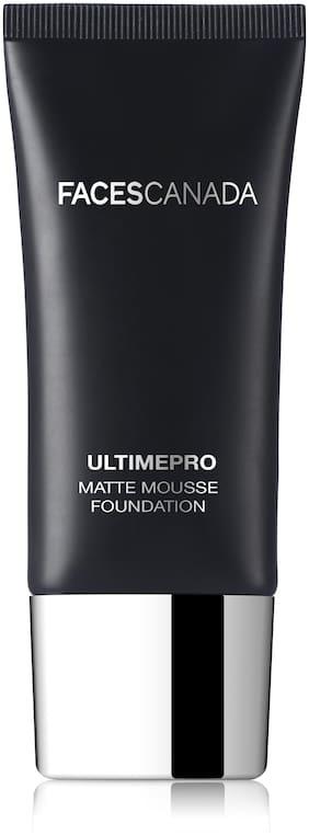 Faces Ultime Pro Matte Mousse Foundation Beige 03 30g