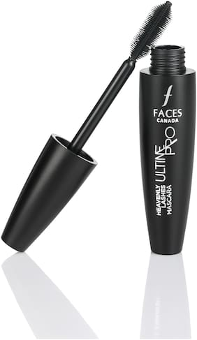 Faces Ultime Pro Heavenly Lashes Mascara Black 12 g