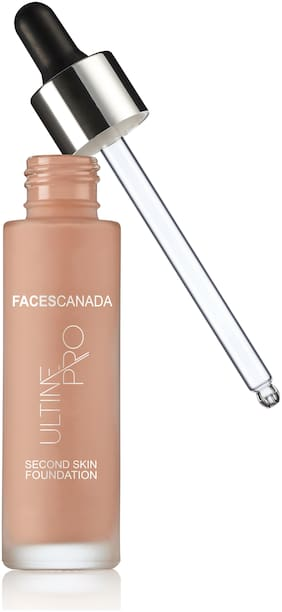 Faces Ultime Pro Second Skin Foundation Beige 03 30 ml