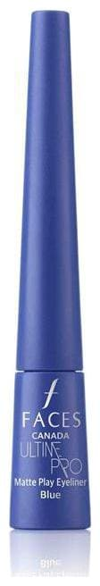 Faces Ultime Pro Matte Play Eyeliner Sapphire 2.5ml