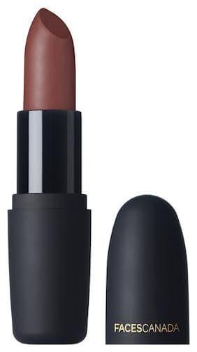 FACESCANADA Weightless Matte Finish Lipstick Pretty Sepia 08 4g