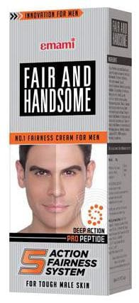 FAIR AND HANDSOME Fairness Cream - Fair & Handsome  For Men 30 g