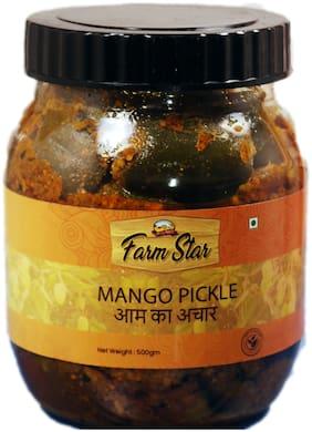 Farm Star Mango Pickle ( Aam Ka Achar) 500g
