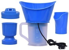 Fast Delight 4 in 1 Steam Vaporizer, Nose Steamer, Cough Steamer, Nozzle Inhaler & Nose Vaporiser Bottle Warmer