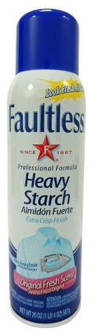 Faultless Starch Spray - Heavy Original 567 gm